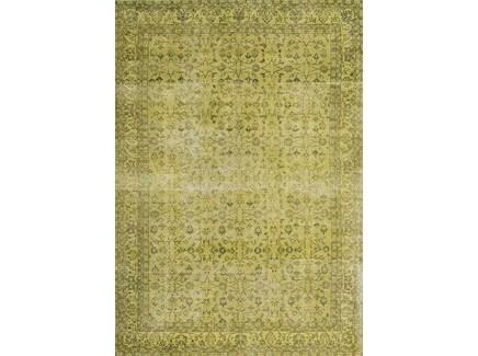 Ковер (aydin) желтый 160x230x1 см.