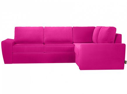 Диван peterhof (ogogo) розовый 281x88x201 см.