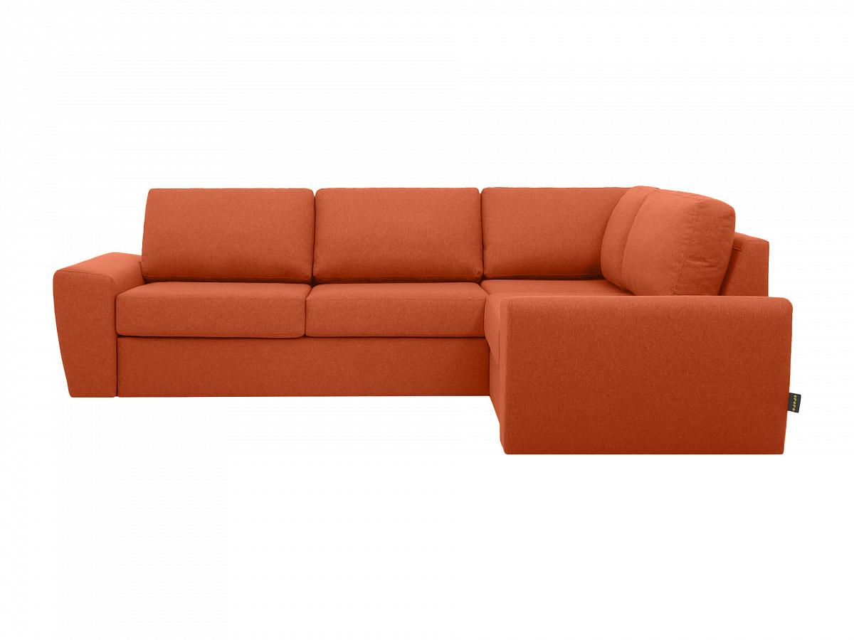 Ogogo диван peterhof оранжевый 108877/7