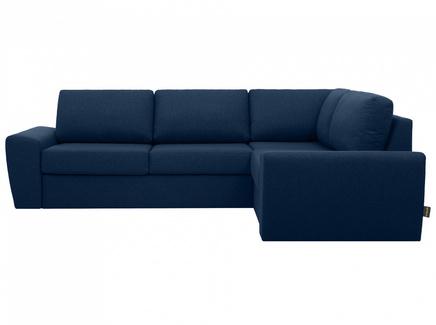 Диван peterhof (ogogo) синий 281x88x201 см.
