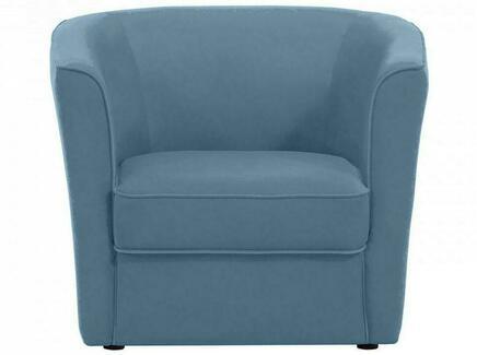 Кресло california (ogogo) голубой 86x73x78 см.