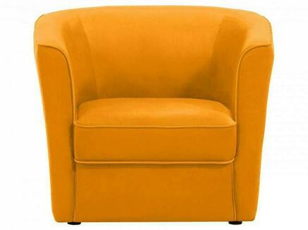 Кресло california (ogogo) желтый 86x73x78 см.