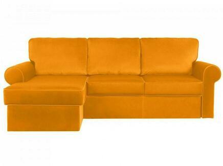 Диван murom (ogogo) желтый 245x95x167 см.