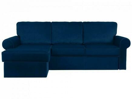 Диван murom (ogogo) синий 245x95x167 см.