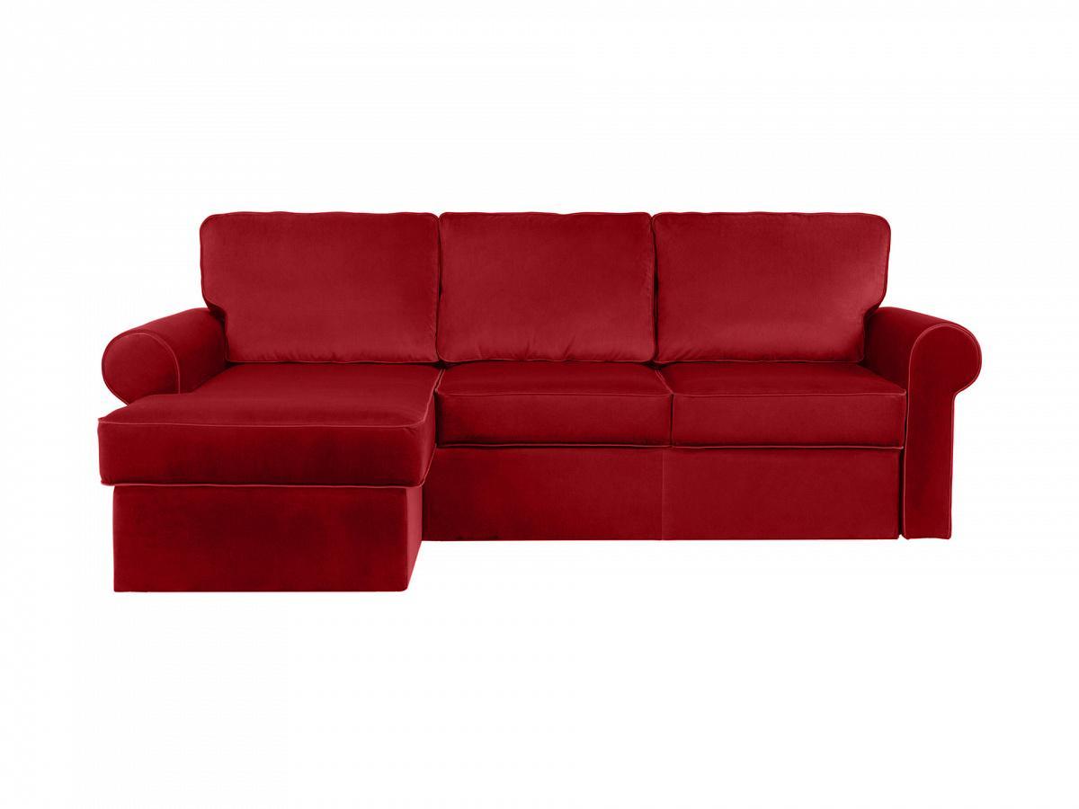 Ogogo диван murom красный 108947/8