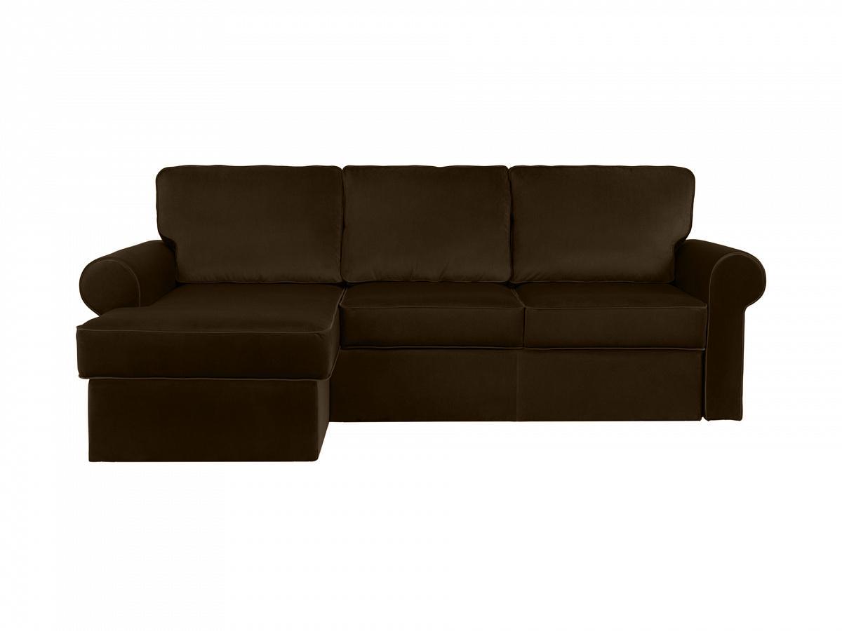 Ogogo диван murom коричневый 108952/108962