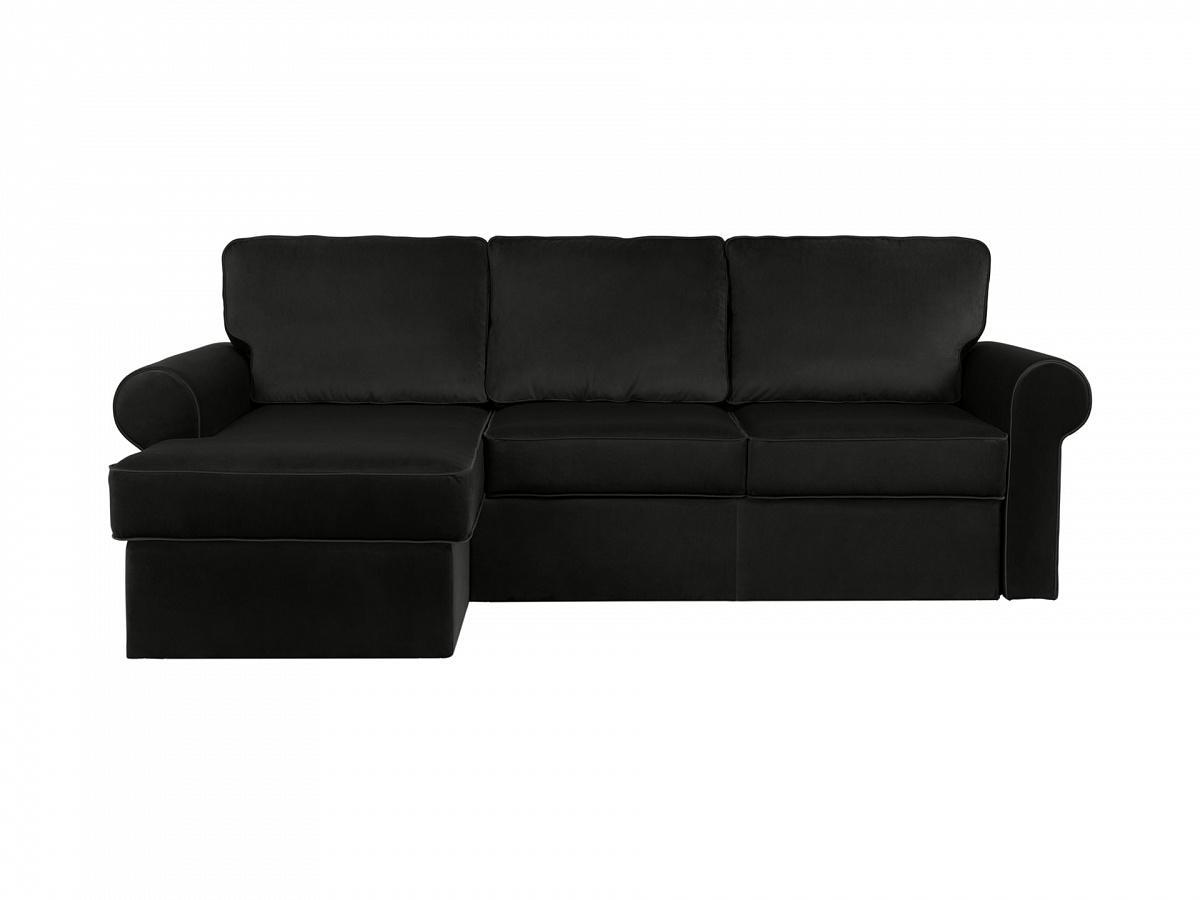 Ogogo диван murom черный 108971/108999