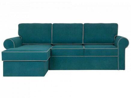 Диван murom (ogogo) голубой 245x95x167 см.