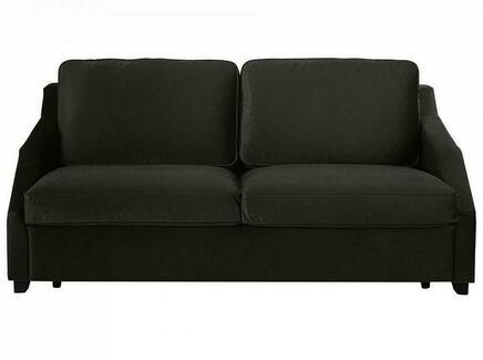 Диван-кровать windsor (ogogo) черный 215x90x102 см.
