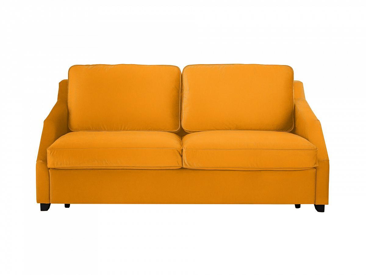 Диван-кровать windsor (ogogo) желтый 215x90x102 см. фото