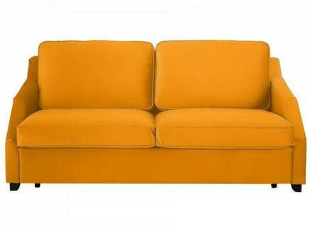 Диван-кровать windsor (ogogo) желтый 215x90x102 см.