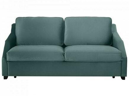 Диван-кровать windsor (ogogo) бирюзовый 215x90x102 см.