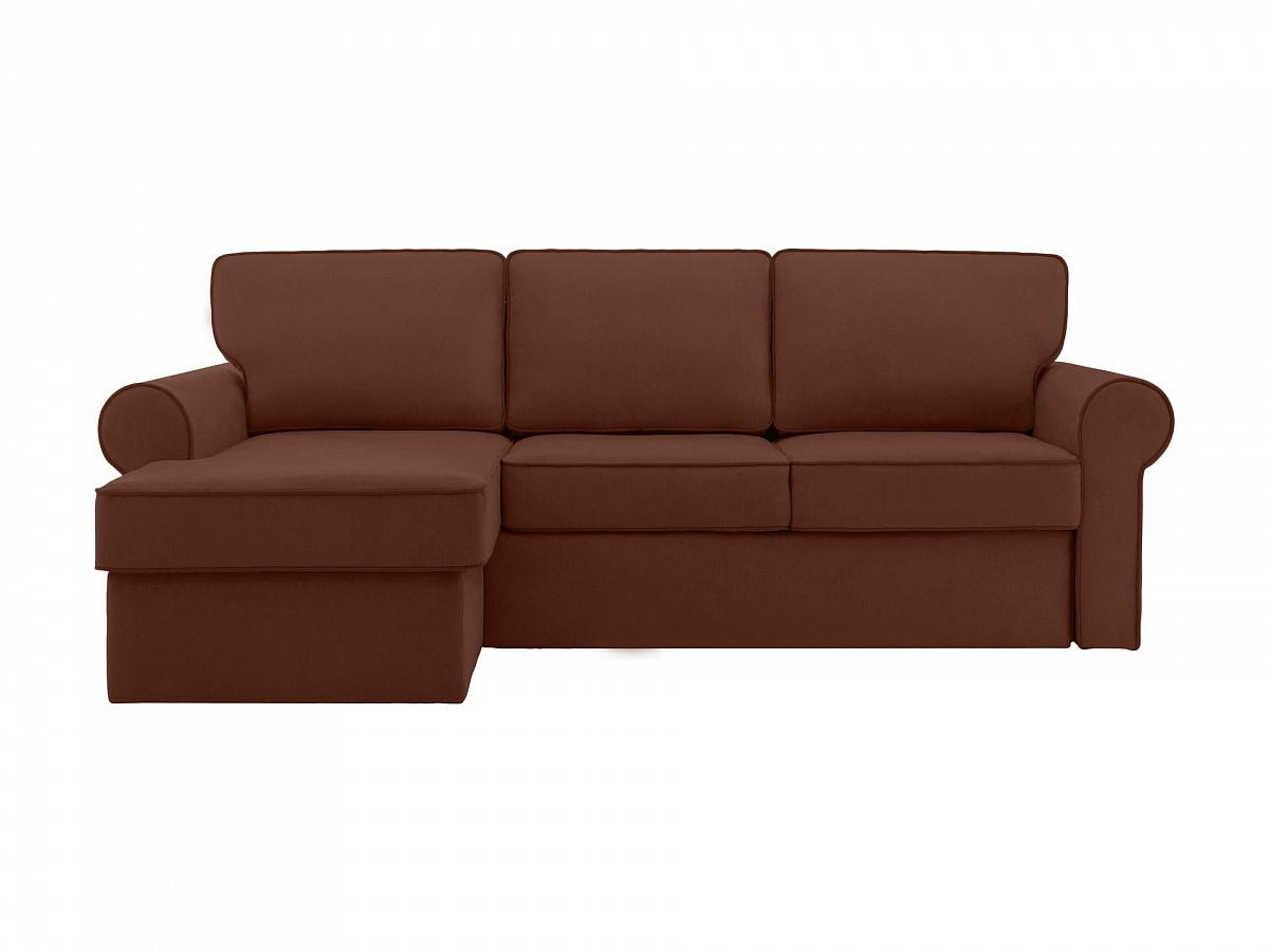 Ogogo диван murom коричневый 109063/3