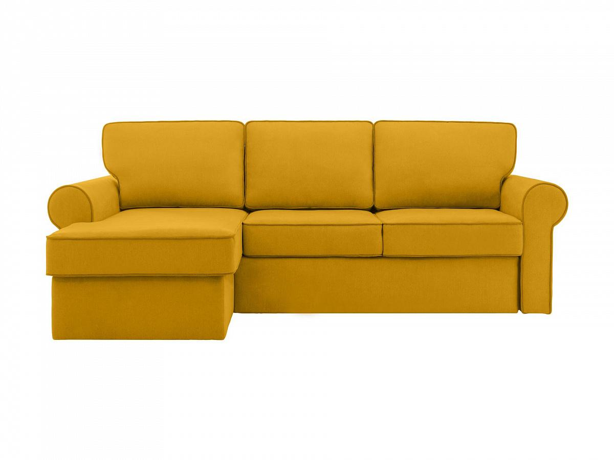 Ogogo диван murom желтый 109087/2