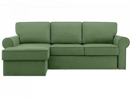 Диван murom (ogogo) зеленый 245x95x167 см.