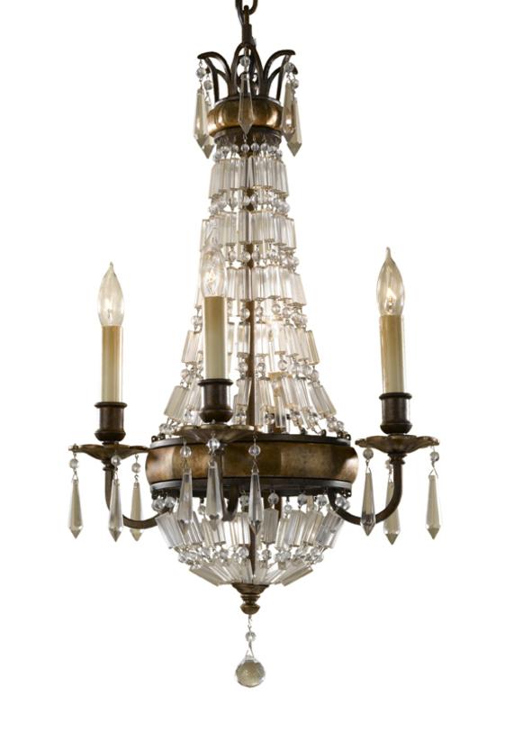 Подвесная люстра Bellini British BronzeЛюстры подвесные<br>Люстра призвана украшать пространство, что может быть краше, чем эта модель из бронзы, украшенная блеском стеклянных подвесок. Особое очарование придают лампы в форме свечей, ссылаясь на стиль французского шика.&amp;amp;nbsp;&amp;lt;div&amp;gt;&amp;lt;br&amp;gt;&amp;lt;/div&amp;gt;&amp;lt;div&amp;gt;&amp;lt;div&amp;gt;Вид цоколя: E14&amp;lt;/div&amp;gt;&amp;lt;div&amp;gt;Мощность: 60W&amp;lt;/div&amp;gt;&amp;lt;div&amp;gt;Количество ламп: 4 (нет в комплекте)&amp;lt;/div&amp;gt;&amp;lt;/div&amp;gt;<br><br>Material: Бронза<br>Height см: 59.7<br>Diameter см: 36.2