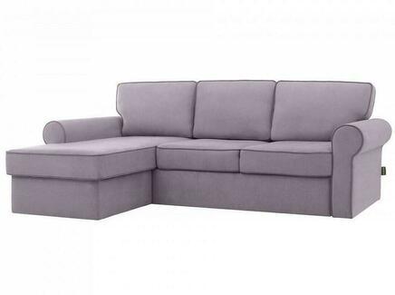 Диван murom (ogogo) фиолетовый 167x95x245 см.