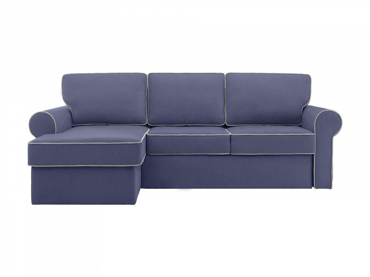 Ogogo диван murom синий 109092/8