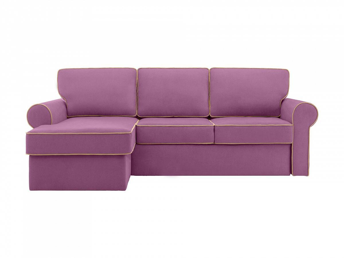 Ogogo диван murom фиолетовый 109145/3