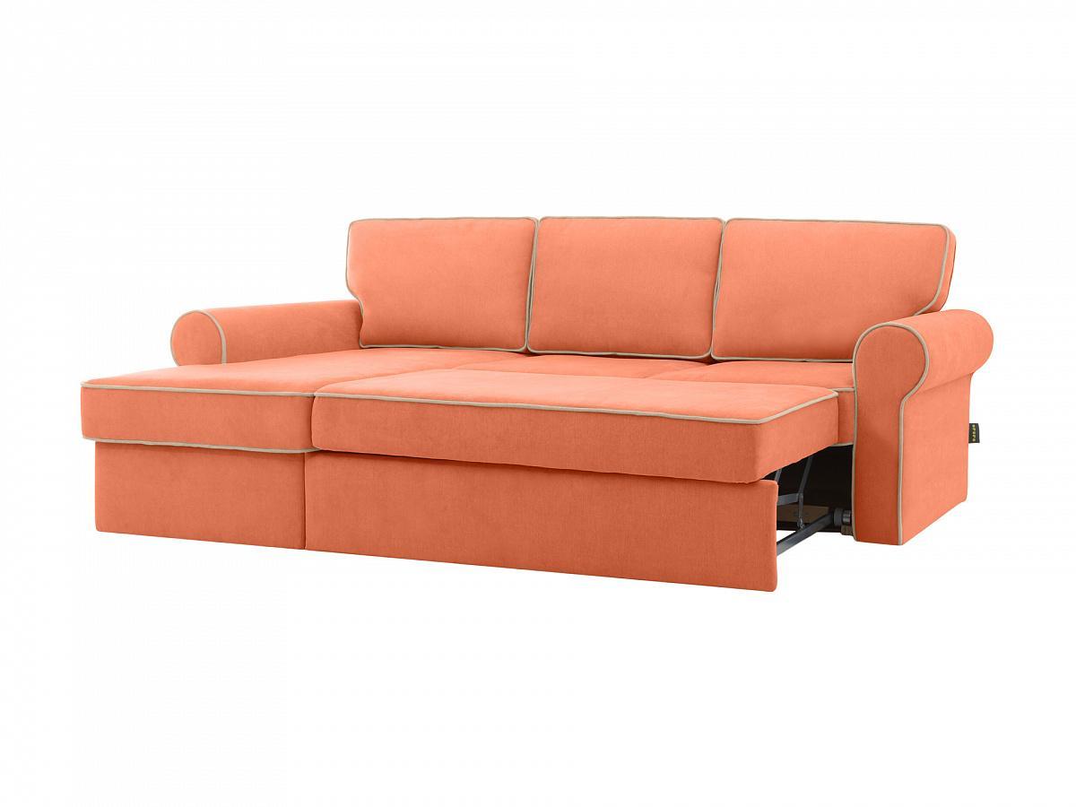 Ogogo диван murom оранжевый 109152/2