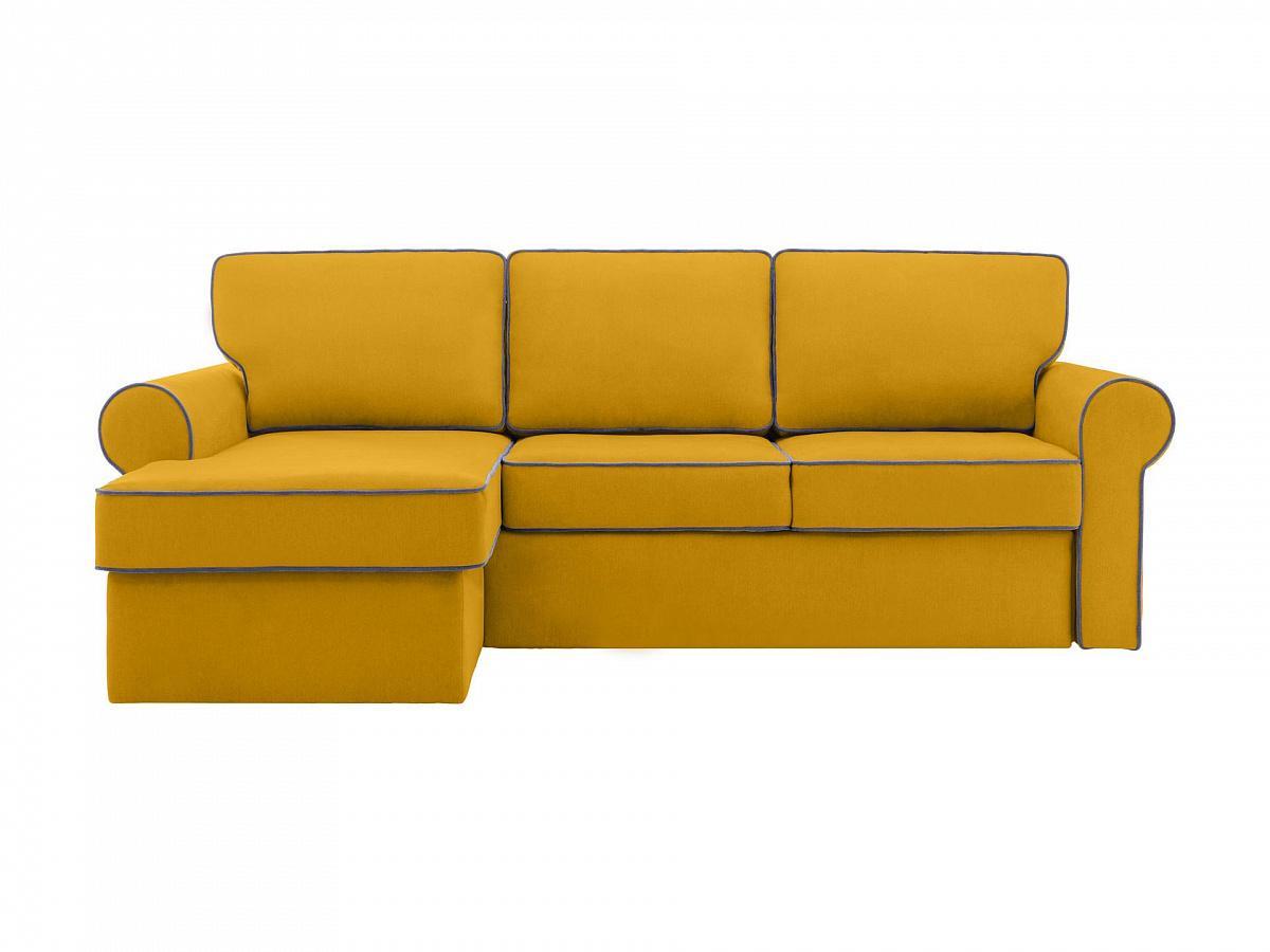 Ogogo диван murom желтый 109153/4