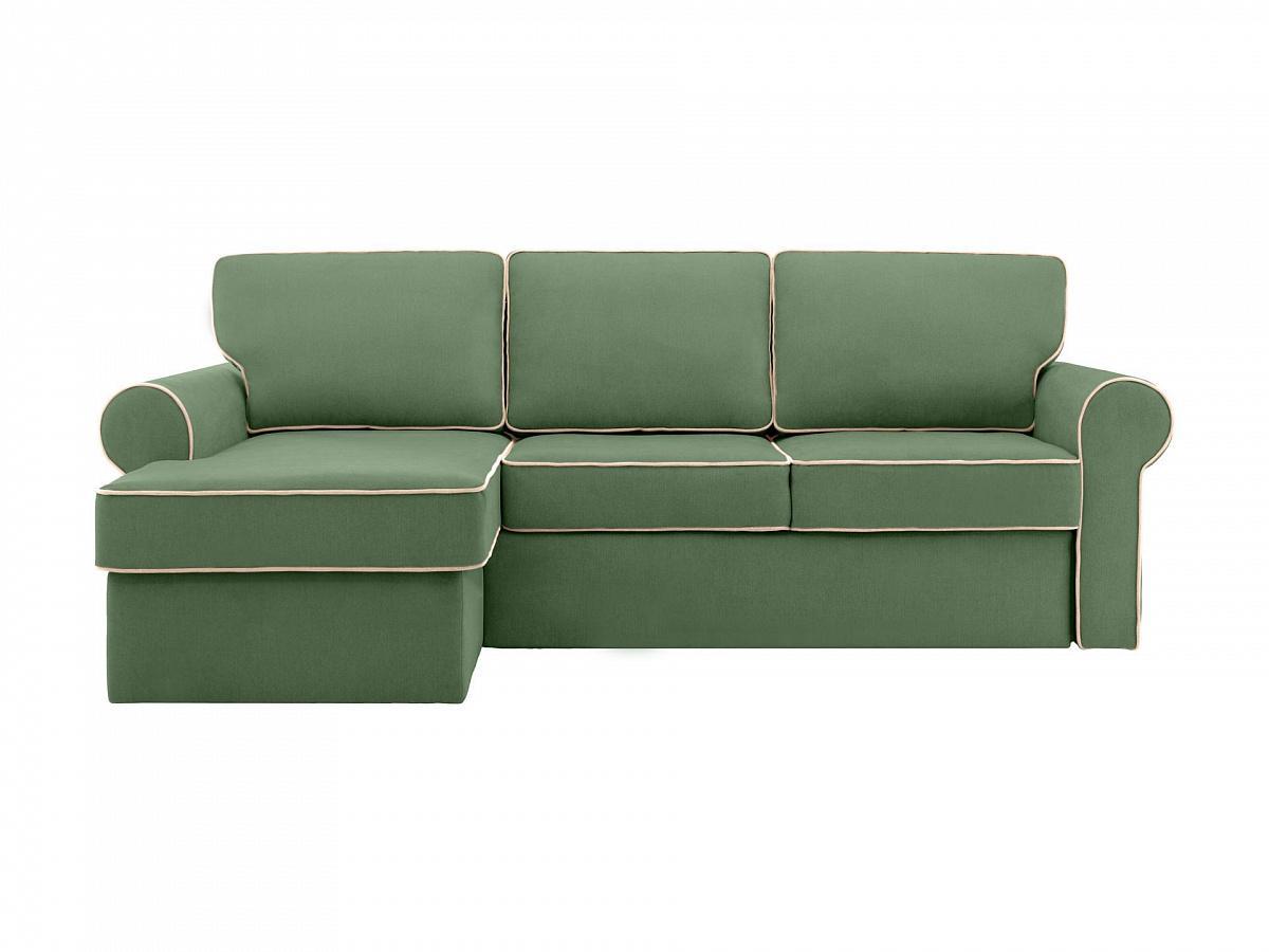 Ogogo диван murom зеленый 109154/109176