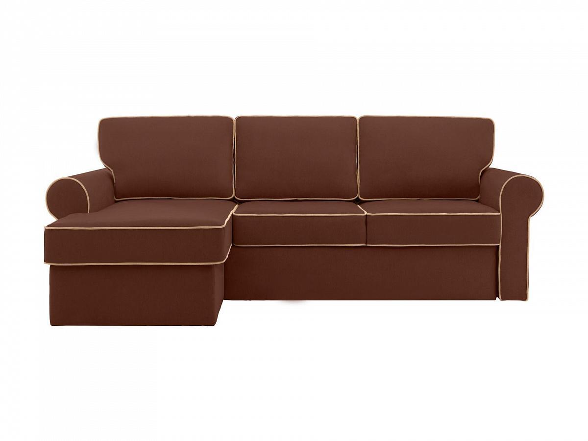 Ogogo диван murom коричневый 109160/9