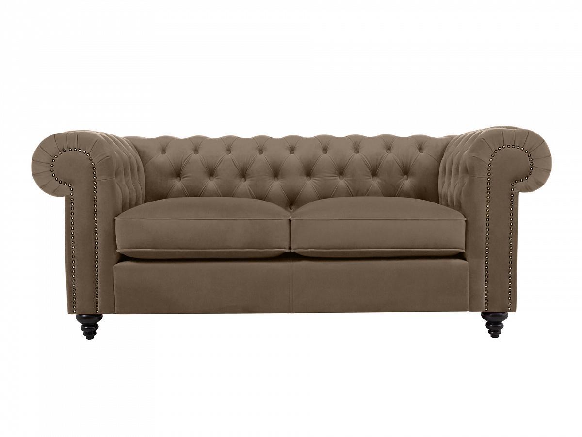 Ogogo диван chester classic бежевый 109224/109244