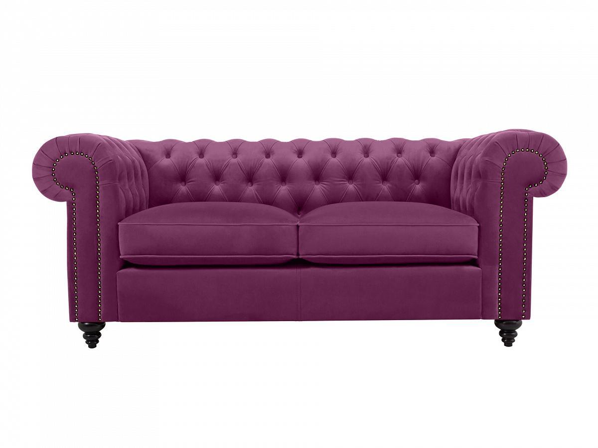 Ogogo диван chester classic фиолетовый 109228/4