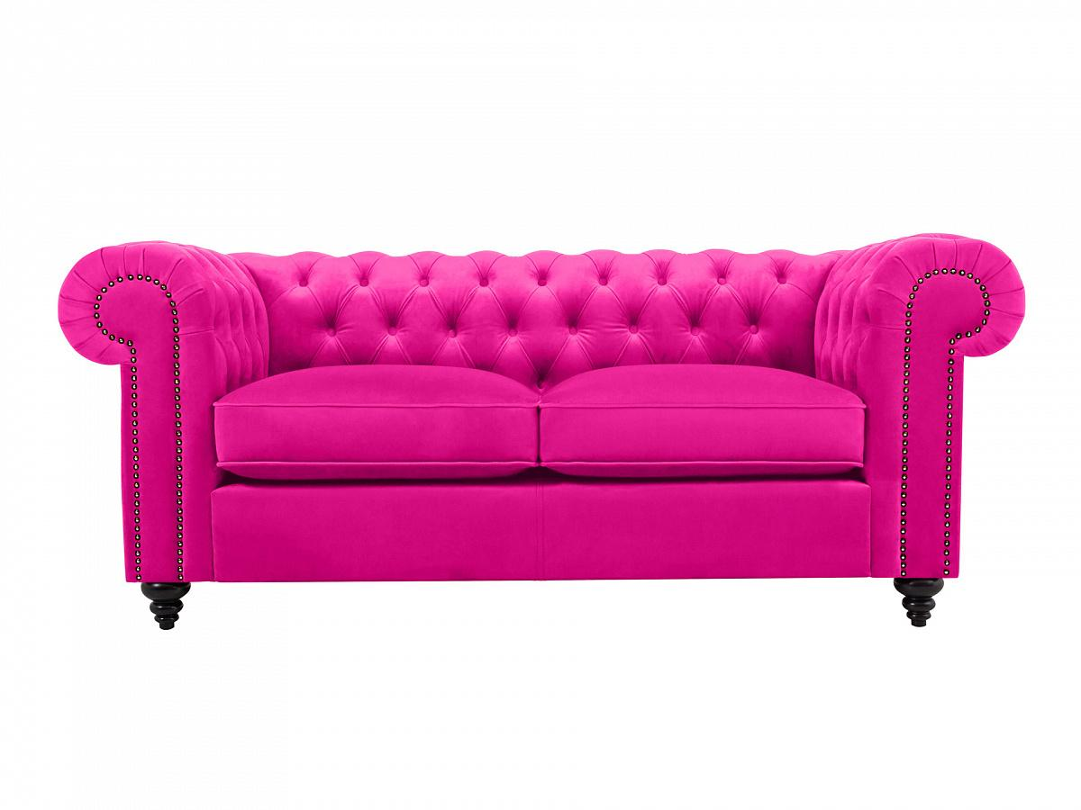 Ogogo диван chester classic розовый 109229/7