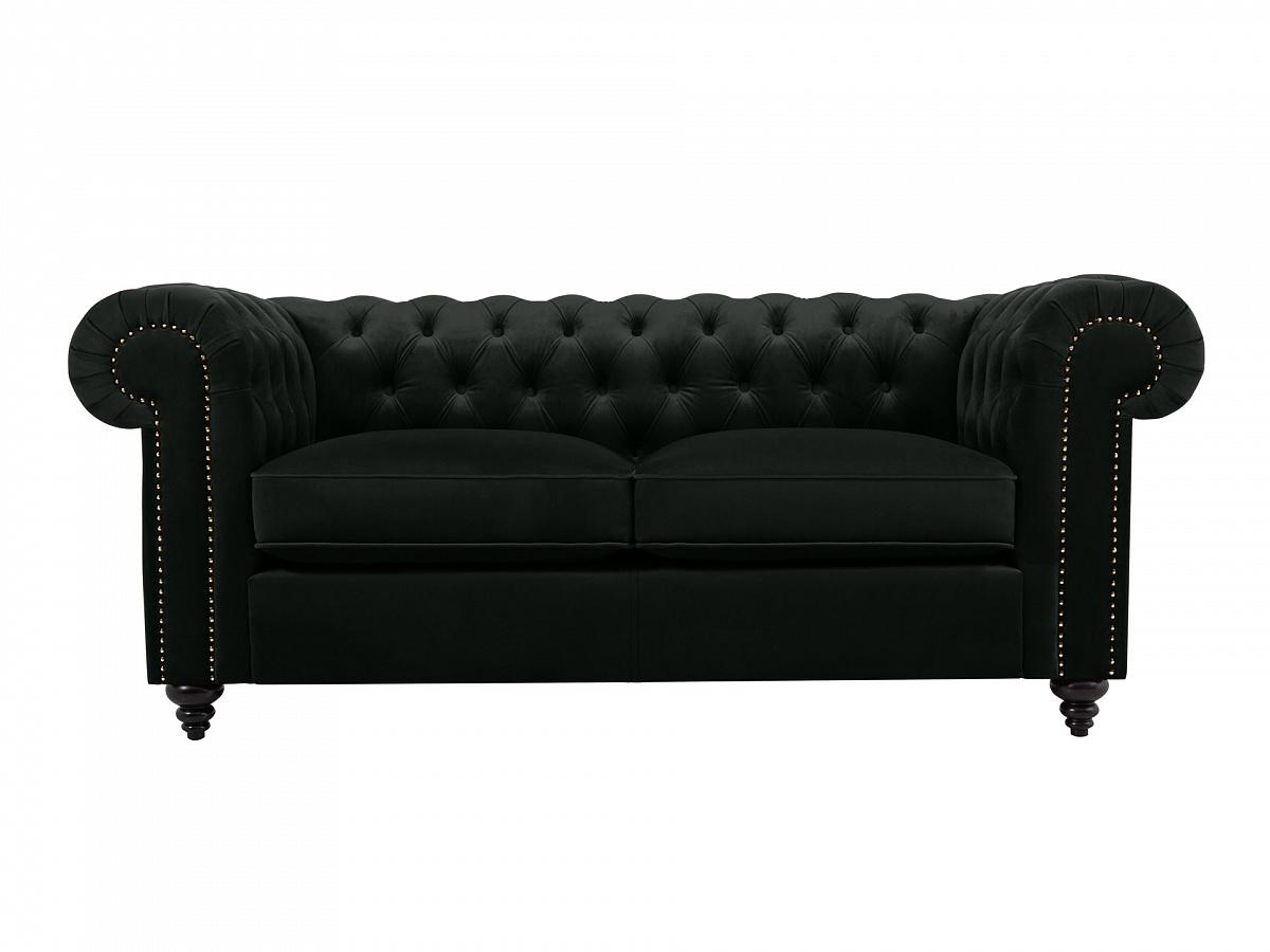 Ogogo диван chester classic черный 109232/1