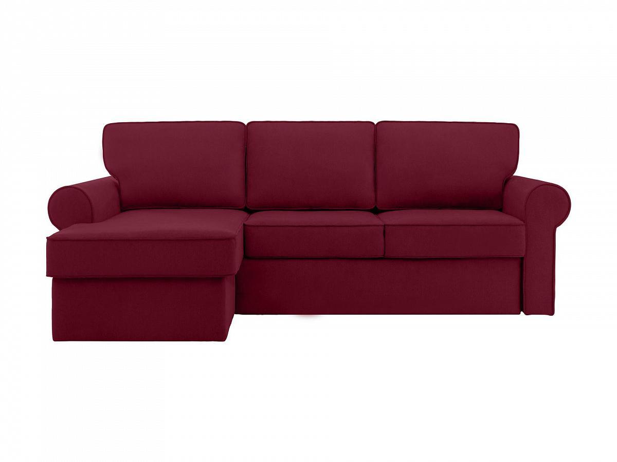 Ogogo диван murom красный 109328/4