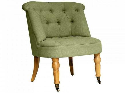 Кресло visconte (ogogo) зеленый 70x76x65 см.