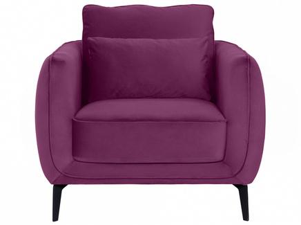 Кресло amsterdam (ogogo) фиолетовый 86x85x95 см.