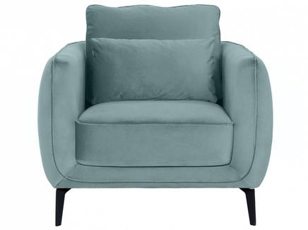 Кресло amsterdam (ogogo) голубой 86x85x95 см.
