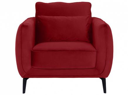 Кресло amsterdam (ogogo) красный 86x85x95 см.