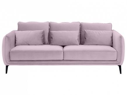 Диван amsterdam (ogogo) фиолетовый 206x85x95 см.