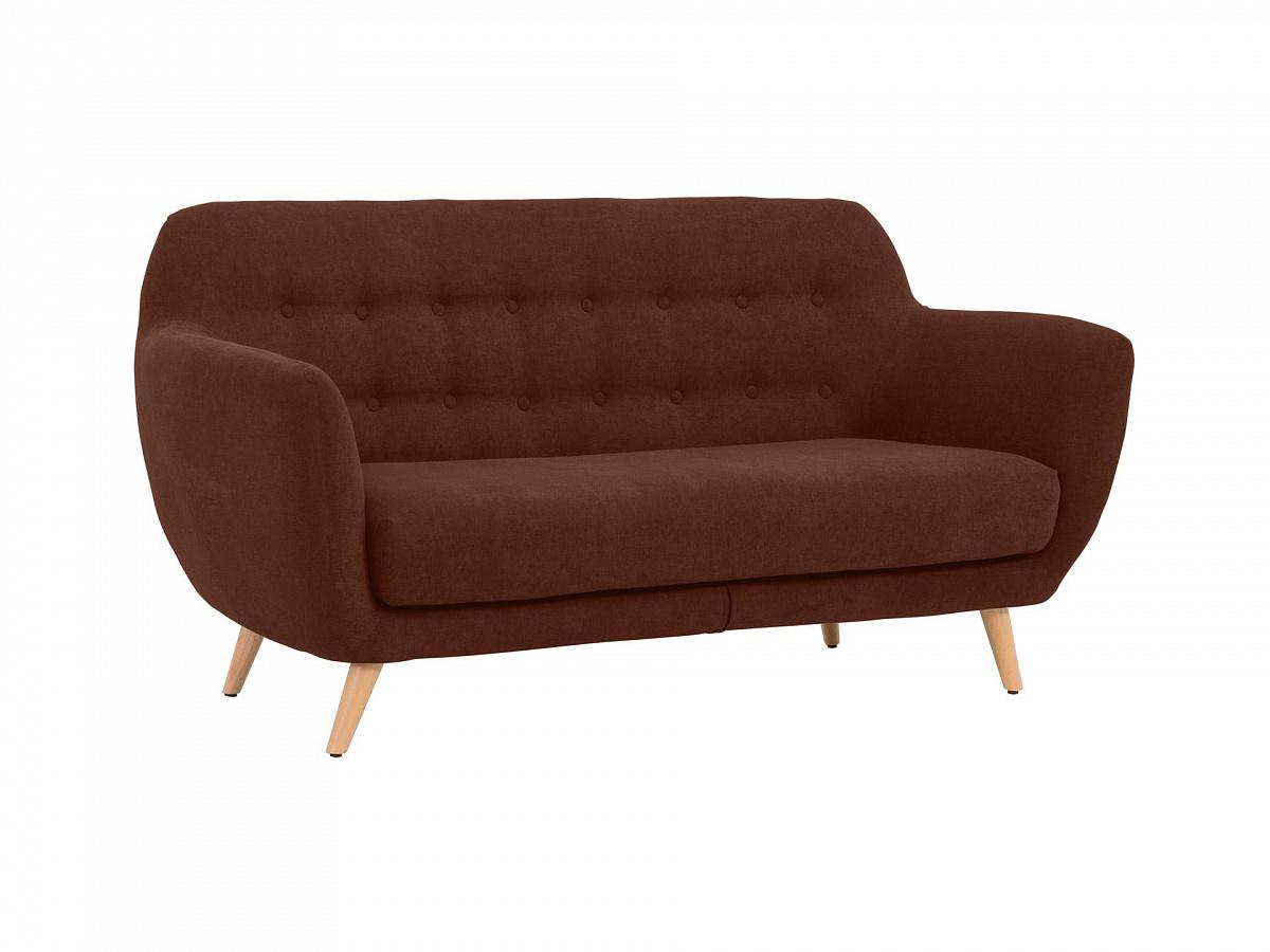 Ogogo диван loa коричневый 109787/3
