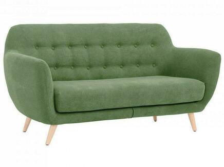 Диван loa (ogogo) зеленый 175x85x80 см.