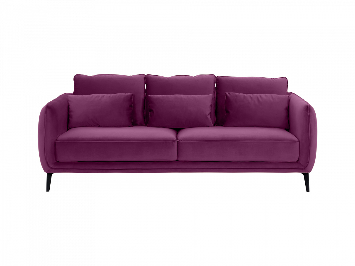 Ogogo диван amsterdam фиолетовый 109925/3