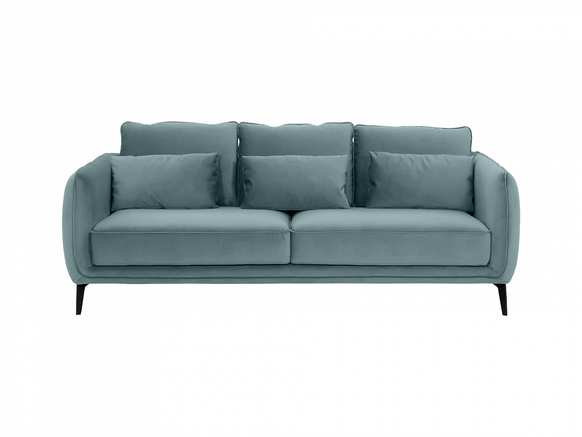 Ogogo диван amsterdam зеленый 109926/3