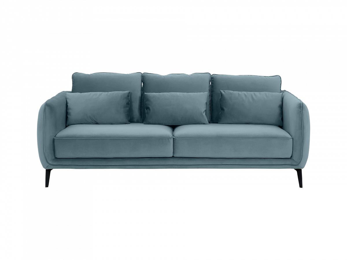 Ogogo диван amsterdam голубой 109928/4