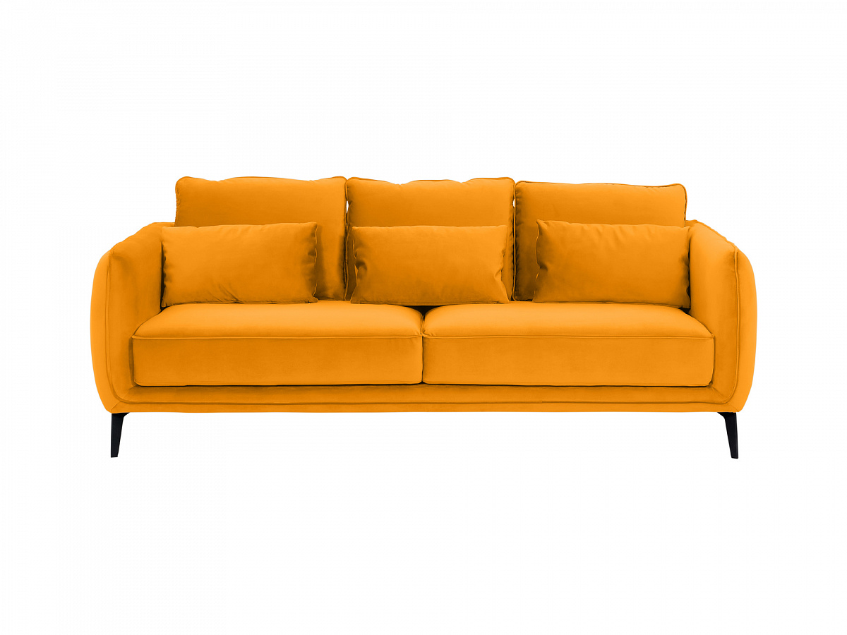 Ogogo диван amsterdam желтый 109929/109948