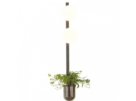 Бра flower (odeon light) белый