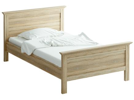 Кровать reina (ogogo) бежевый 141x96x213 см.