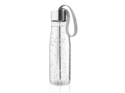 Бутылка для воды myflavour (eva solo) серый 7x25x7 см.