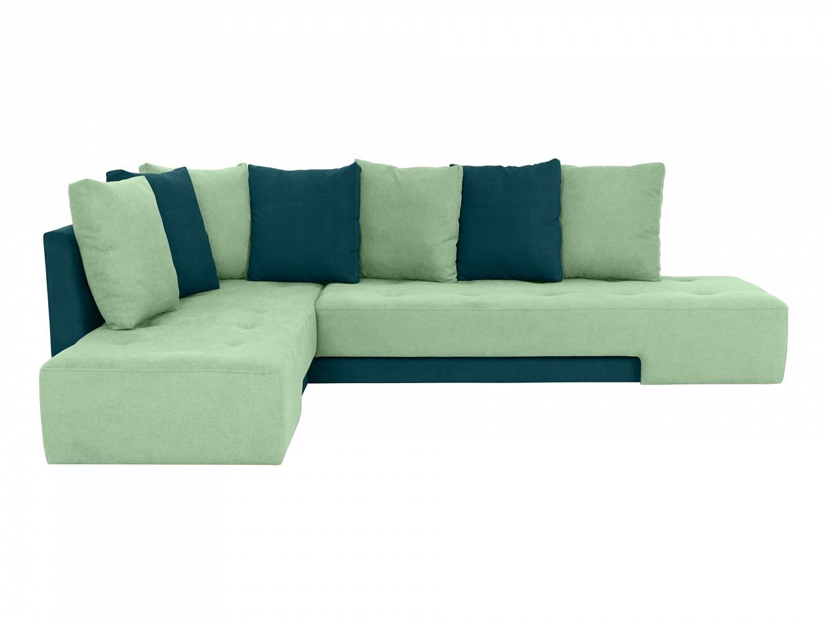 Ogogo диван london зеленый 110520/7
