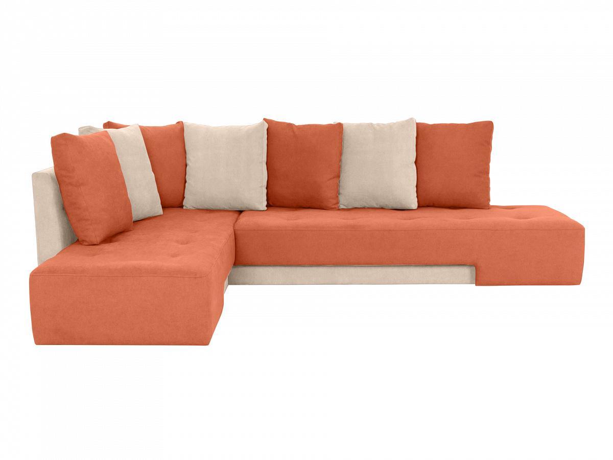 Ogogo диван london оранжевый 110523/5