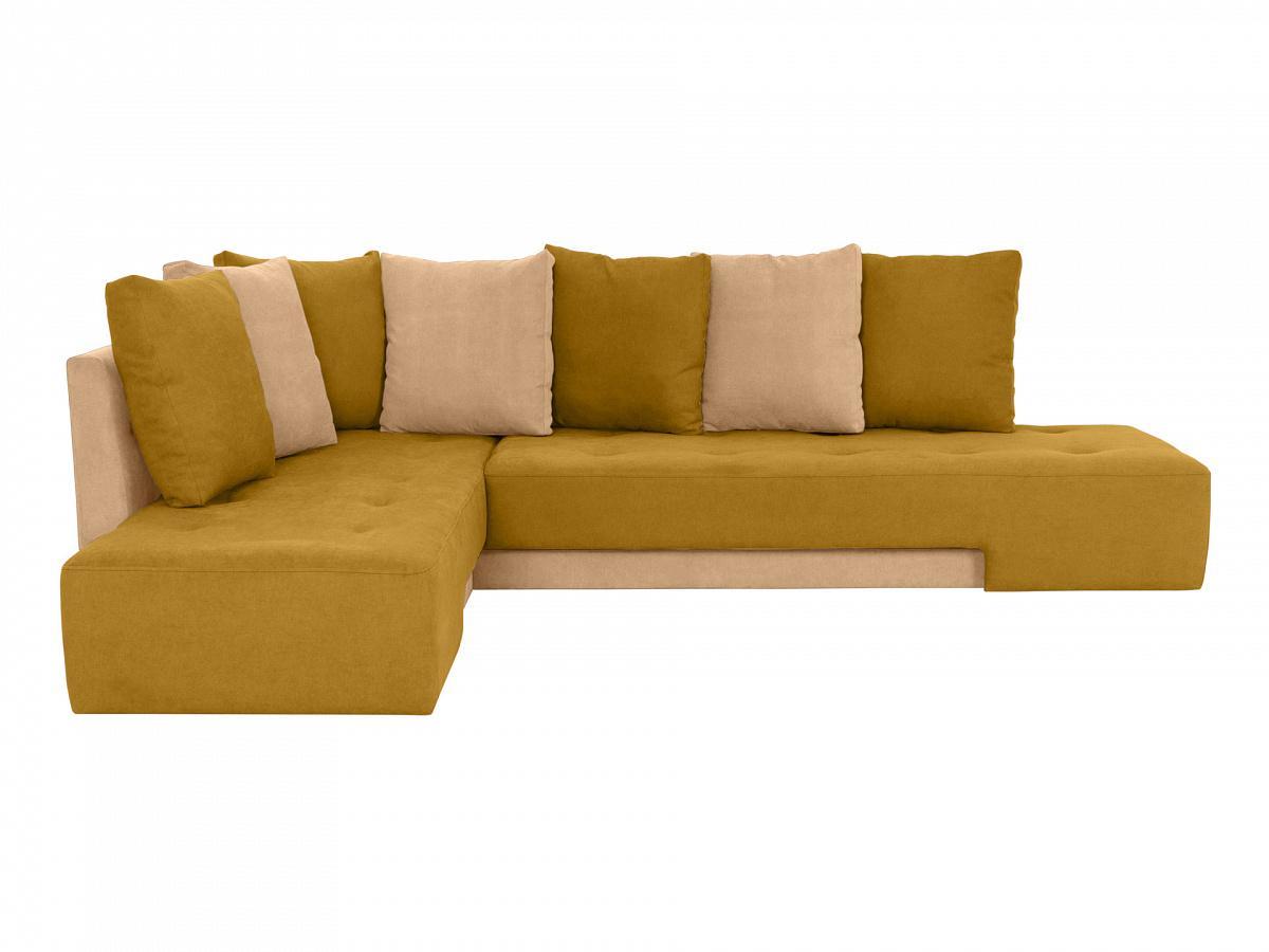 Ogogo диван london желтый 110525/8