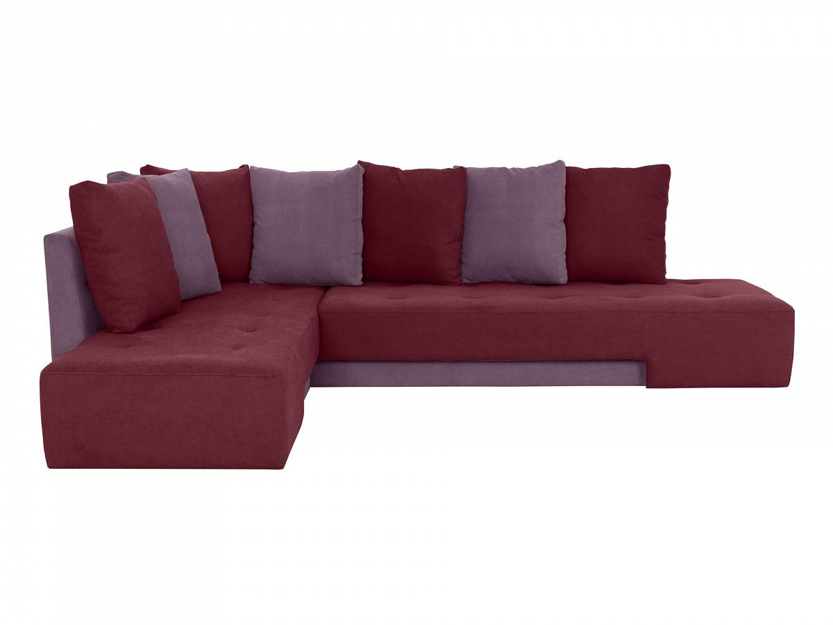 Ogogo диван london красный 110526/3